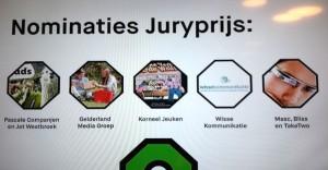 Nominaties Juryprijs CKN Communicatieprijs 2014