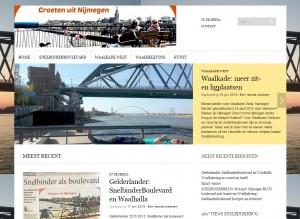 site hotspot Nijmegen oa Snelbinderbrug - MariannA Bakker